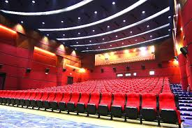 vách ngăn cho trung tâm chiếu phim quốc gia