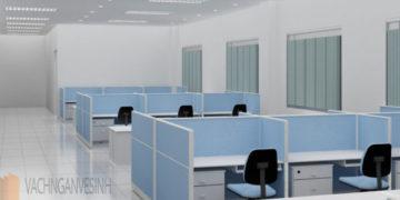 Vách ngăn văn phòng Cao Cấp