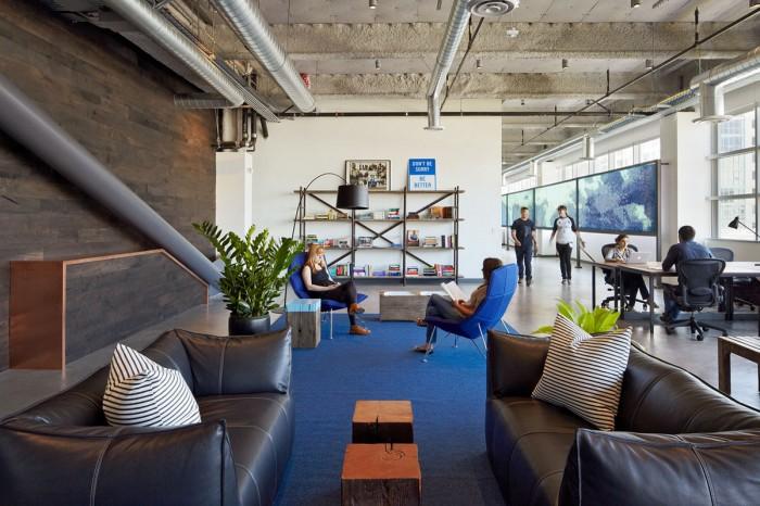 Cải tạo không gian văn phòng tăng hiệu suất làm việc chỉ với 5 mẹo