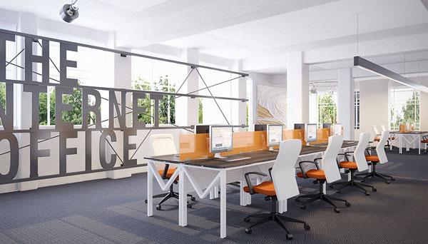 Xu hướng thiết kế văn phòng theo xu hướng mở
