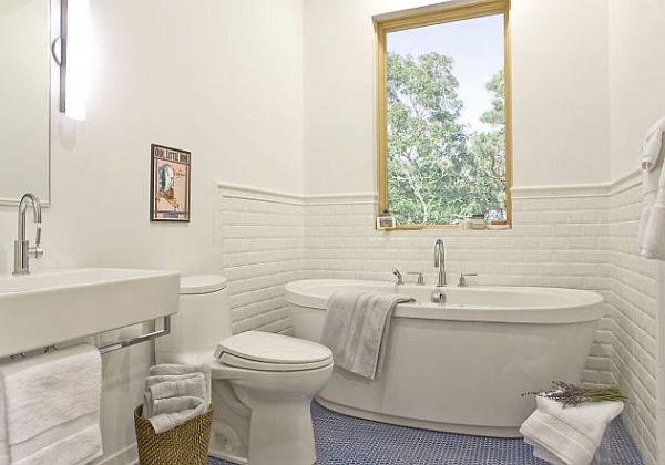 Lựa chọn phong cách thiết kế phù hợp cho phòng tắm nhỏ