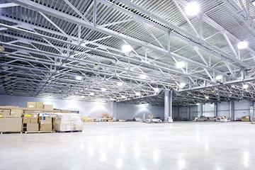 Nhà xưởng lắp ráp vách ngăn vệ sinh compact HPL hiện đại