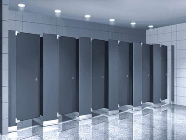 Khi lựa chọn vách ngăn phòng vệ sinh bạn cần lưu ý những điều sau