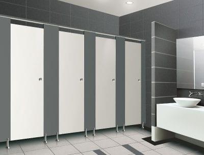 Vách ngăn vệ sinh Đà Nẵng trong ngành nội thất