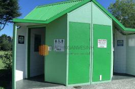 Chi tiết về tiêu chuẩn kích thước nhà vệ sinh công cộng hiện đại