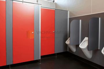Vách ngăn vệ sinh THM