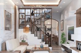 5 mẫu vách ngăn cầu thang hiện đại nhất