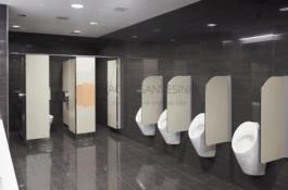 Làm thế nào để phân biệt tấm vách ngăn nhà vệ sinh Compact thật – giả